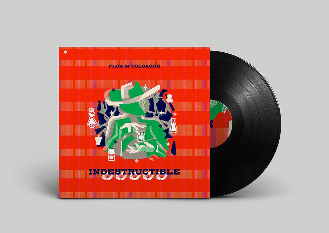 Indestructible Album Redesign