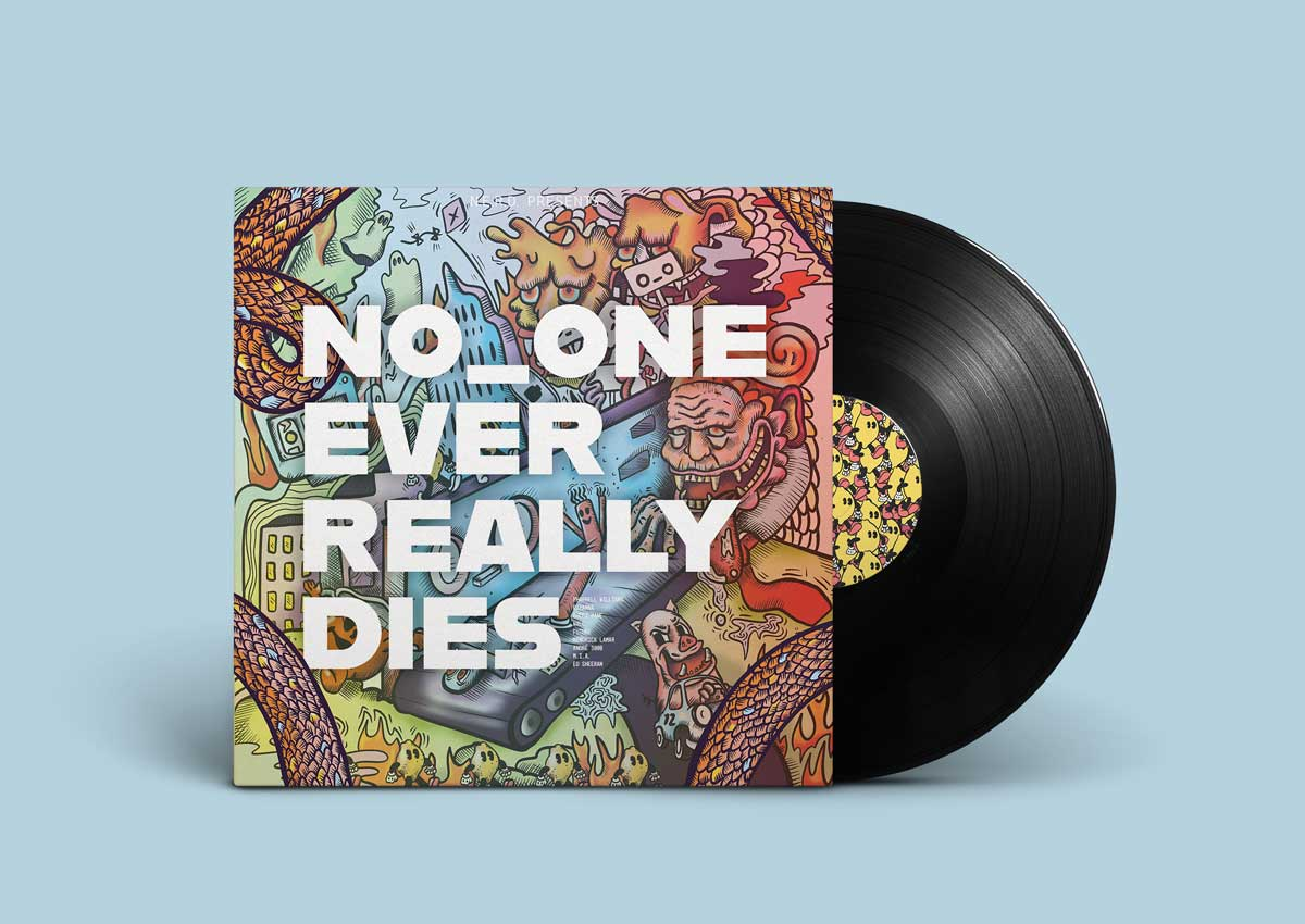 No_One Ever Really Dies Anniversary Album