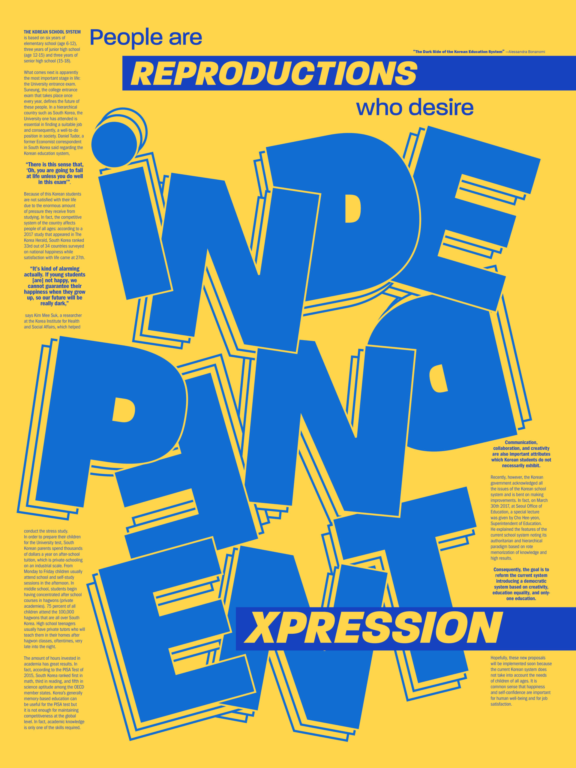 Independent Expression