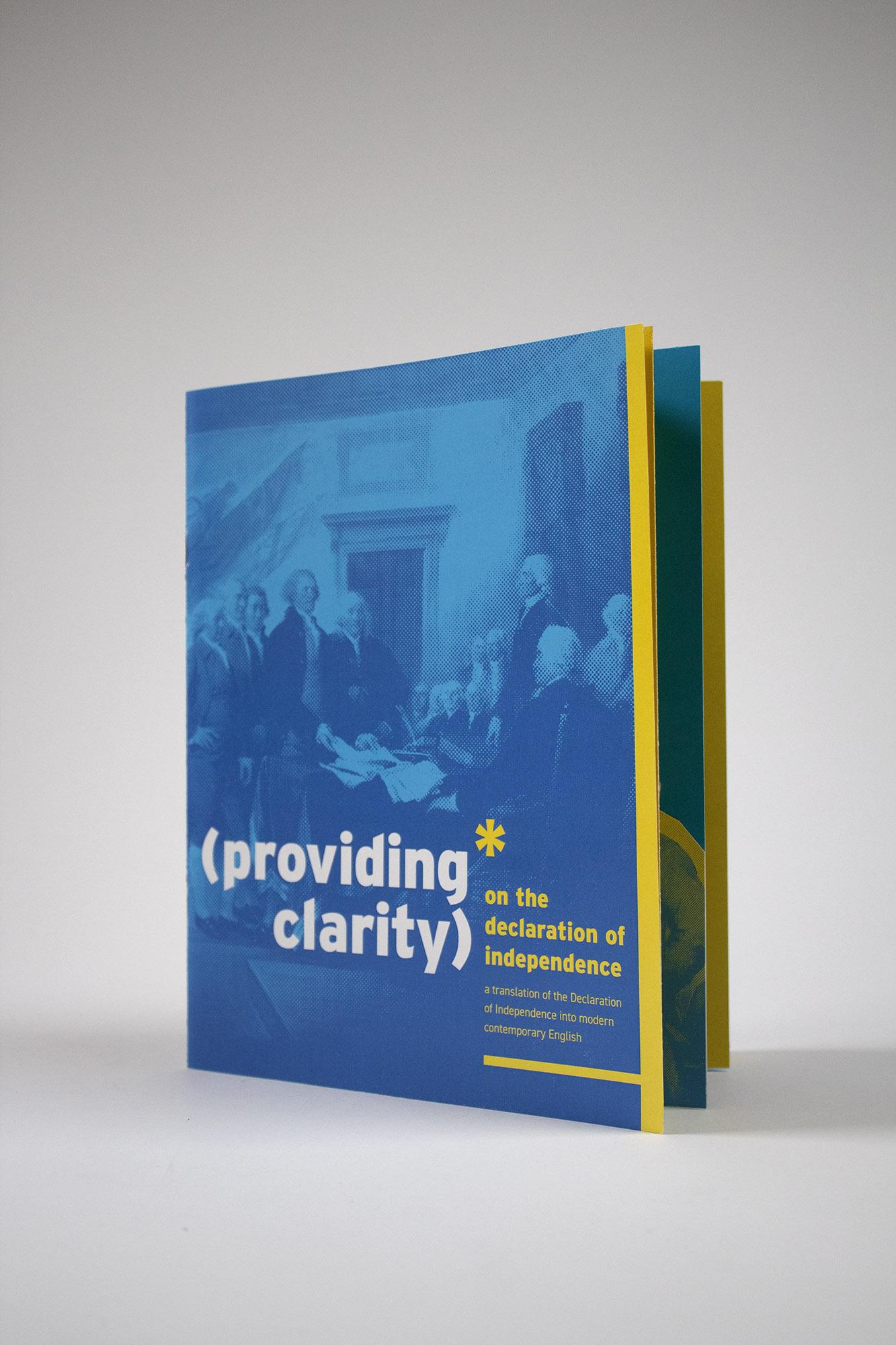 Providing Clarity